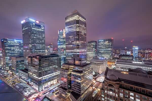 Benefits of Renting in Canary Wharf London
