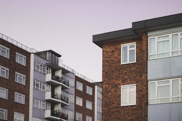 New Build Home Development on a Spree in London