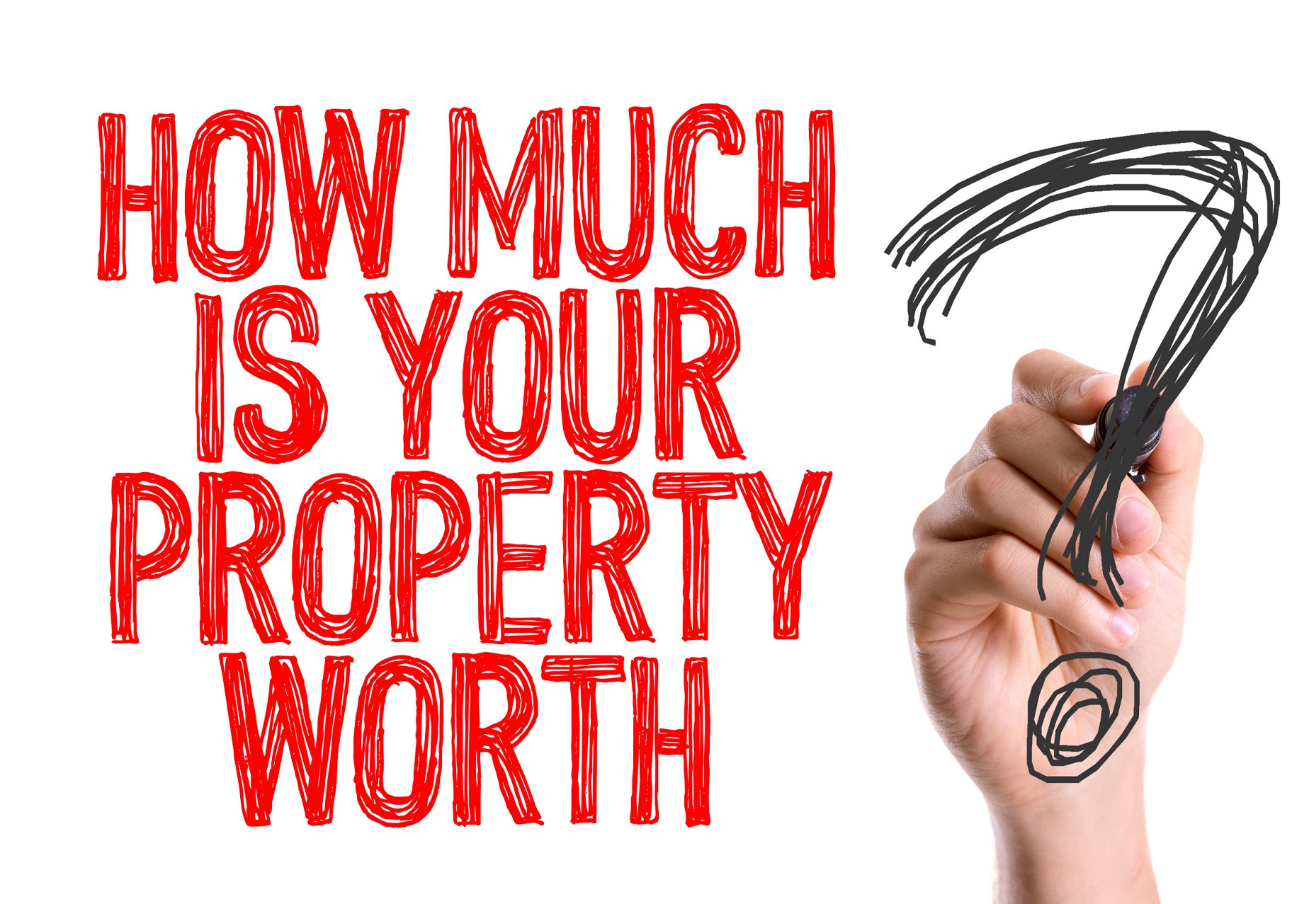 how to estimate the value of your home